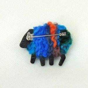 back_view|Sheep|Brooch|Biba|