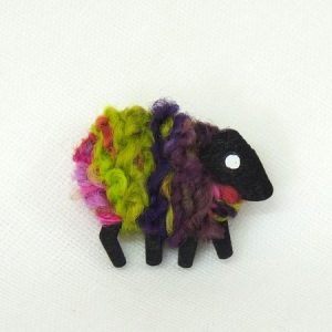 LizzyCSheep|Brooch|biddy