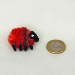 irish|sheep|poppy|red|scale|view