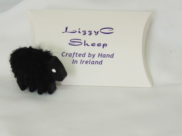 LizzyC Ramblin' Sheep Ornament