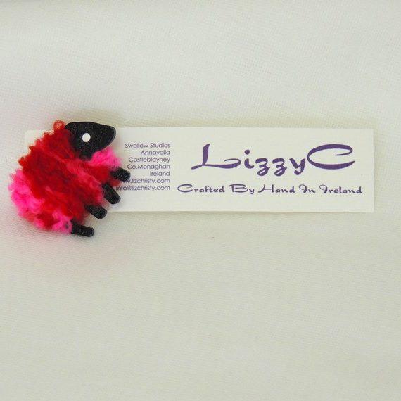 valerie|sheep|brooch|lizzyc|card