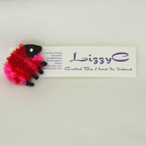 valerie sheep brooch lizzyc card