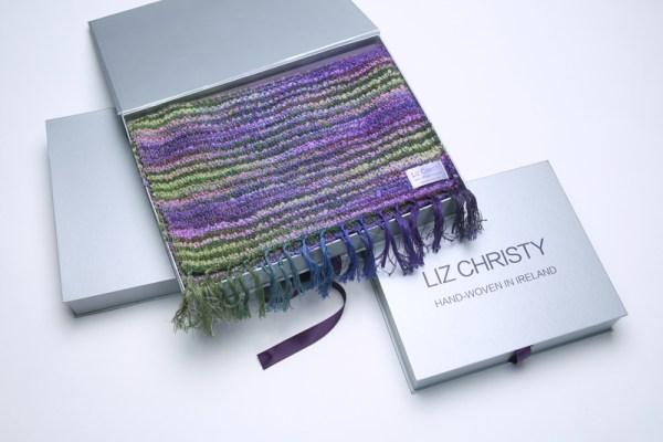 irish-wool-scarf-waterlillies-lavender-dreamsboxed-