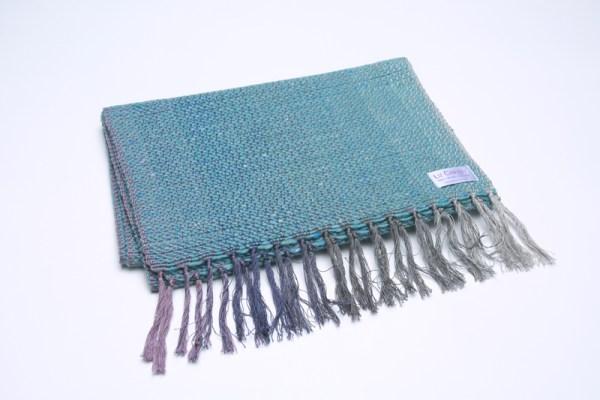 stony-grey-light-aqua-hand-woven-kavanagh-scarf