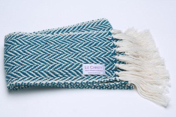 skinny-herringbone-irish-scarf-teal