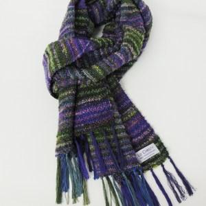 handwoven-irish-scarf-waterlillies-lavender-dreams