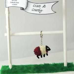 goalposts-lizzycsheep-galway-keyring-