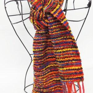 monet-small-scarf-japanese-bridge-carnival-model