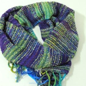 liz-christy-scarf-argenteuil-lavender-dreams-circle