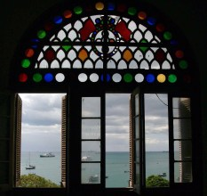 House of Wonders in Stone Town, Zanzibar, October 22, 2011.
