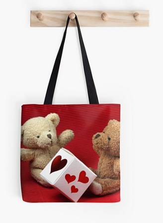 Heart Donor Bag © Liz Collet