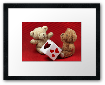 Heart Donor Framed Print © Liz Collet