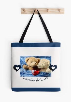 Traveller de Luxe Bag © Liz Collet