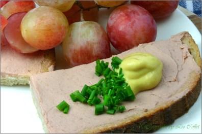 Leberwurstbrot mit Senf © Liz Collet