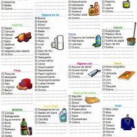 Lista de compras - 'Fofuras do dia'