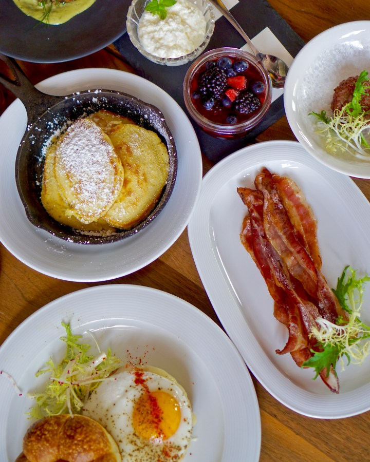 the brunch files: garrison, d.c.