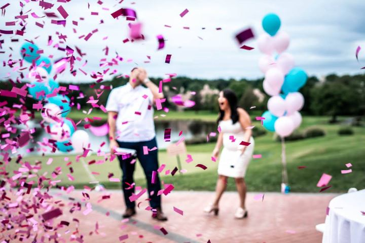 HEY GIRL HEY: our gender reveal recap!