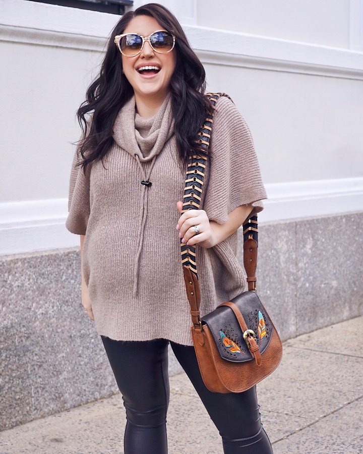 the home stretch: transitional winter maternity faves