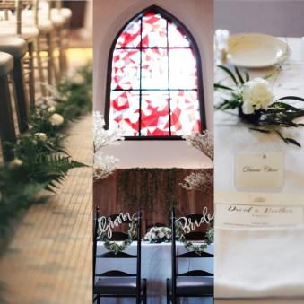 Green White Wedding, Botanical Wedding, Bridal Bouquet Singapore, The White Rabbit, Liz Florals