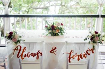 Lewin Terrace Burgundy Blush Solemnisation - Liz Florals 2