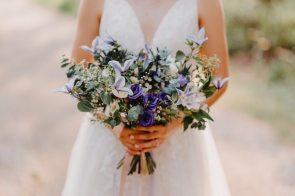 Ultraviolet Lavender Prewedding