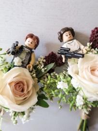 Star Wars Lego Boutonniere