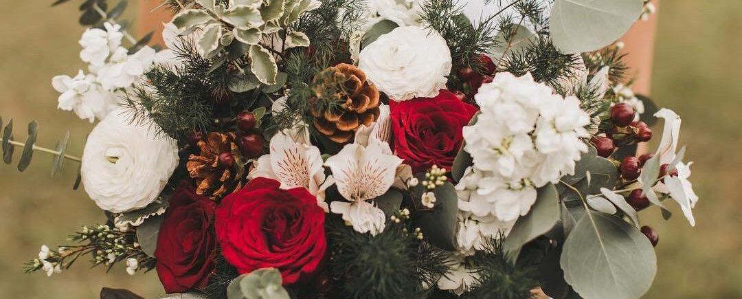 Christmas Bouquet Flowers