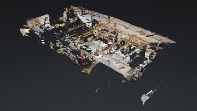 Allan Hancock Printing 3D Model
