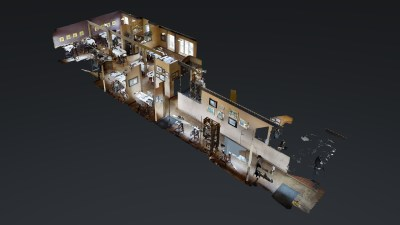 Cecco 3D Model