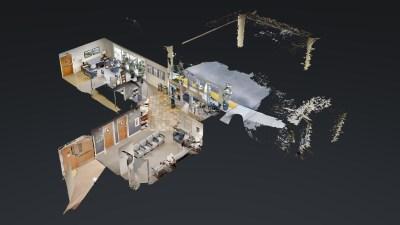 Protected: Santa Ynez Valley Cottage Hospital 3D Model