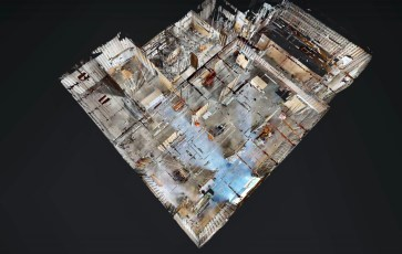 Clear Construction Project 3D Model