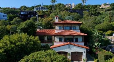 1253 Dover Lane Santa Barbara, CA 3D Model