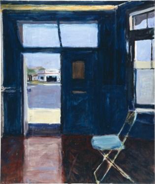 Richard Diebenkorn, Interior with Doorway, 1962 (Pennsylvania Academy of the Fine Arts) © 2013 Richard Diebenkorn Foundation