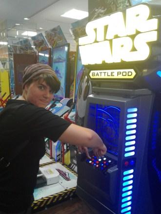 Star Wars Battle Pod