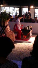 Sado, aka tea ceremony