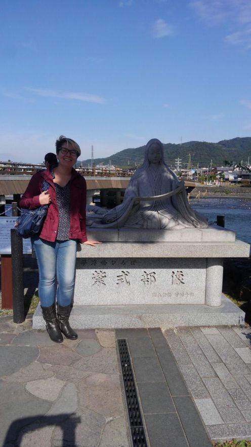Murasaki Shikibu - the woman who wrote Genji Monogatari!
