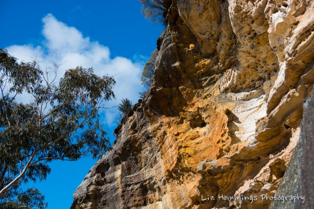 Wind Eroded Cave Leura