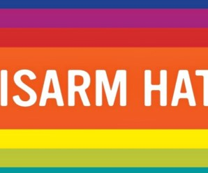DISARM HATE LGBT Orlando