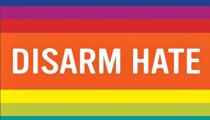 DISARM HATE LGBT Orlando