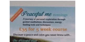 Detzi Simpson's - Peaceful Me Course