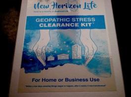 Geopathic Stress Kit