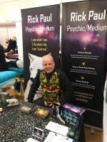 Rick Paul spiritual medium/psychic