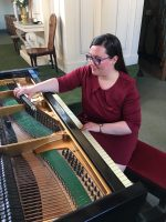 Rachael Donnelly Piano Tuner and Technician Nottingham