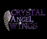 Crystal Angel Wings