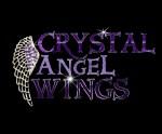 Crystal Angel Wings