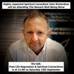 John Richardson - LizianEvents