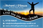 Richard J D'Souza Hypnotherapy Cardiff