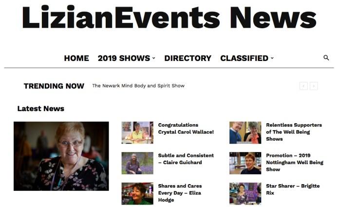 02.00 Hrs Viewing Begins : LizianEvents : Lizian Events