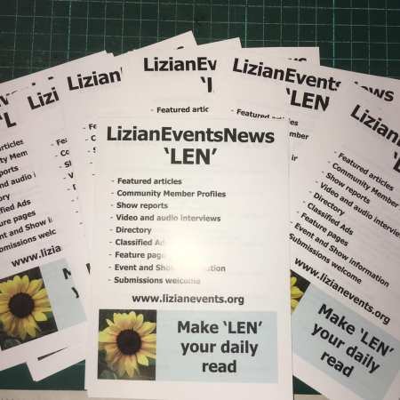 LEN Flyers : LizianEvents : Lizian Events : Wellbeing : Well Being