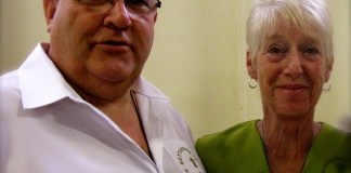 Stewart and Marie Kerry. Nottingham Reiki. LizianEvents. Lizian Events. Wellbeing. Well Being